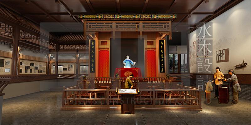 中国评书评话博物馆