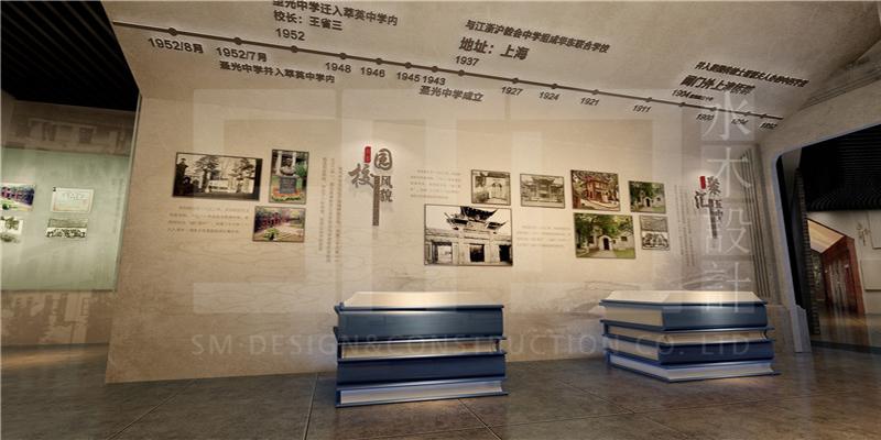 文史馆设计装修的关键要点是什么?