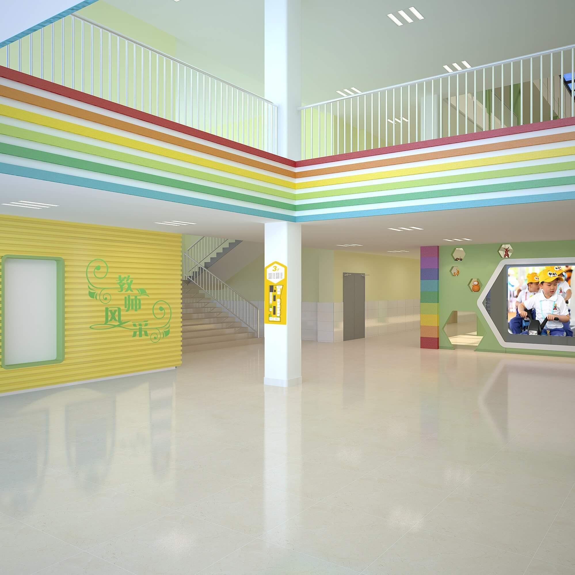 金通幼儿园装饰