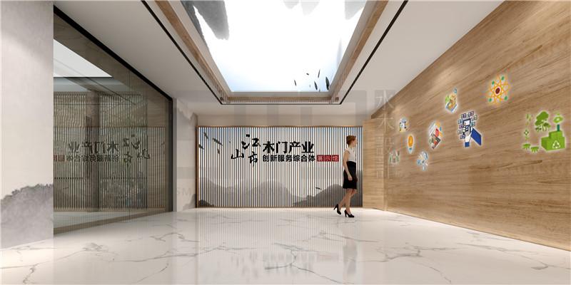 江山市木门产业创新综合体乐投体育国米