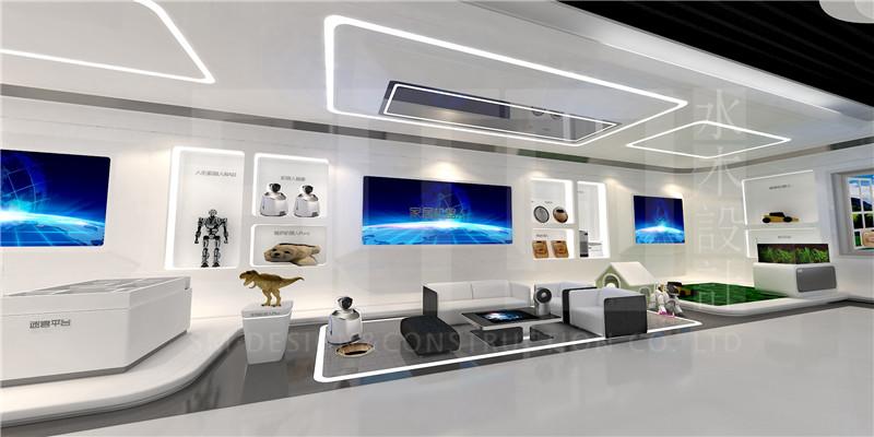 科沃斯机器人博物馆_苏州水木清华-展馆设计,企业展厅图片
